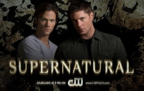supernatural, CW