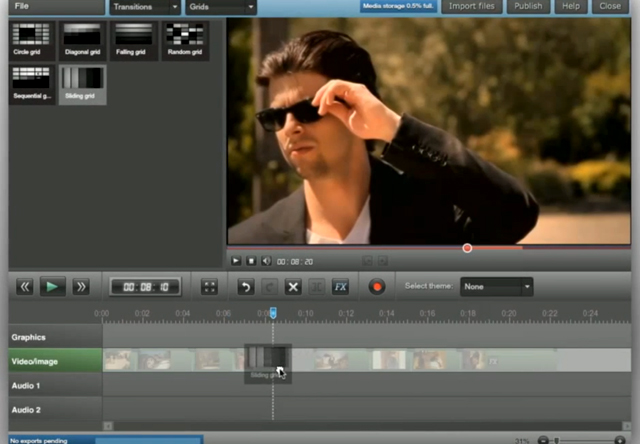 how to add youtube videos to wevideo