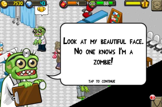 Next Game Zombie Life