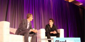 "Microsoft ""not even relevant,"" says Box CEO Aaron Levie"