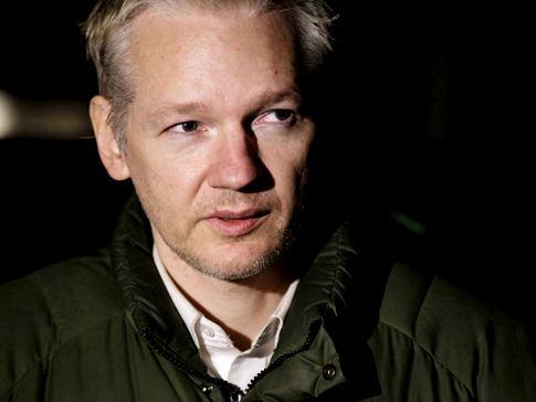 Britain WikiLeaks Womens Lawyer