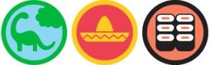 New Foursquare Badges