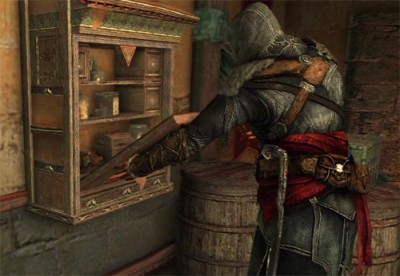 Review Ezio S Not The Only Thing Getting Old In Assassin S Creed Revelations Venturebeat