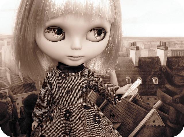 Buffy Doll