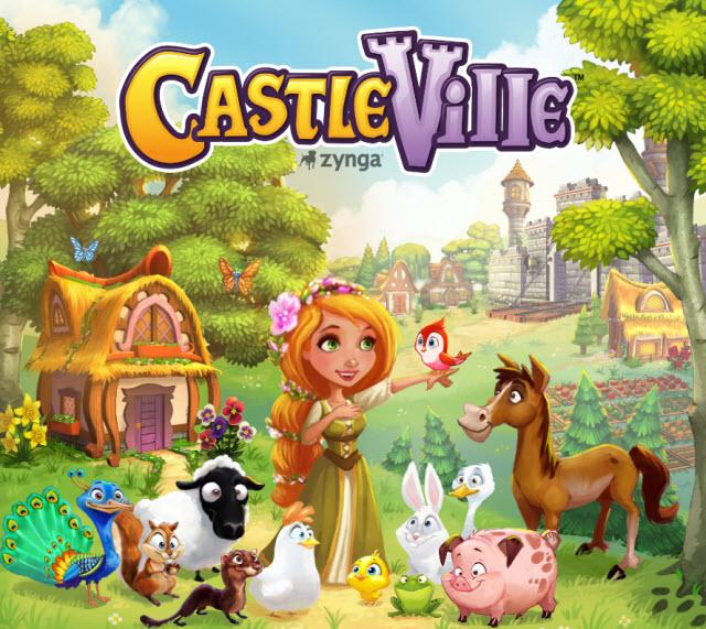 Zynga's CastleVille.