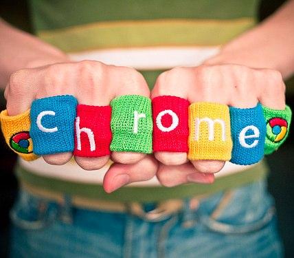 chrome fingers