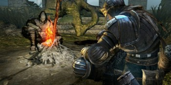 Dark Souls is the loneliest, most brutal game this year. And you'll love it