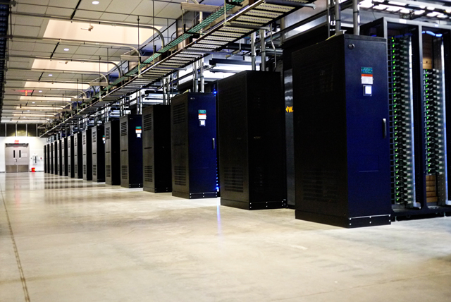 Tens of thousands of servers exist in this one building, and many more buildings are going to be built around the world for Facebook's use.
