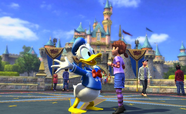 The top 10 family games of 2011: Kinect Disneyland, Sesame