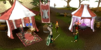 RuneScape, the world's most popular free-to-play MMO, gets a facelift