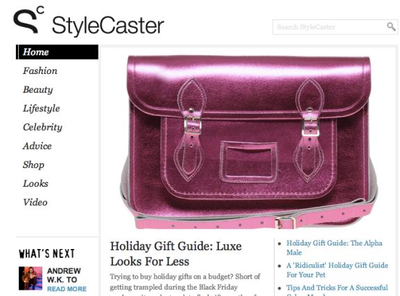 StyleCaster