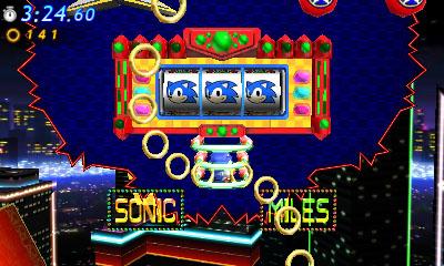 Casino Night -- more like Pachinko Night