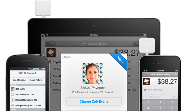 Ditch those coupons: Square updates iOS and Android apps with