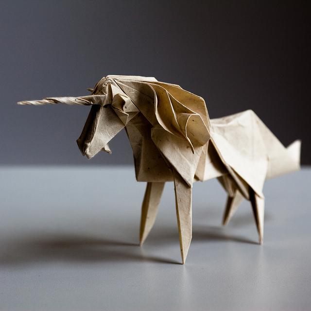 Folded Unicorn
