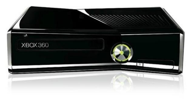 Xbox 360 Slim Console