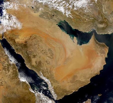 Arab Penninsula