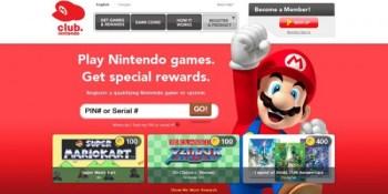 Club Nintendo adds downloadable games to reward list
