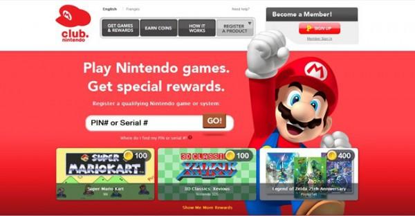 Club Nintendo