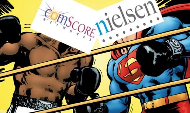 Nielsen, comScore