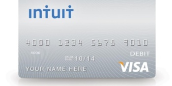 Intuit releases debit card to be used with its mobile GoPayment system