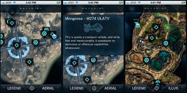 Halo ATLAS App