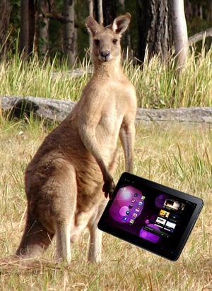 kangaroo galaxy tab