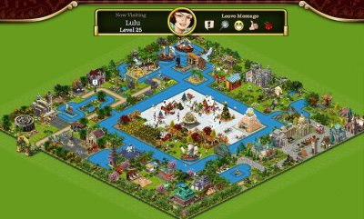 Move over Farmville, Gardens of Time is Facebook's most