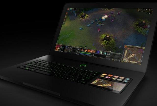 Razer's Blade gaming laptop