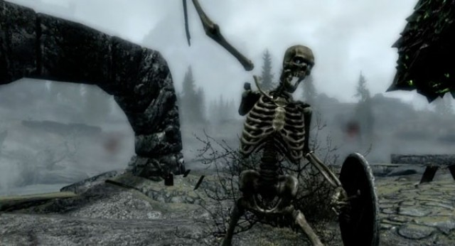 Skyrim ships 10 million units, receives another patch | VentureBeat