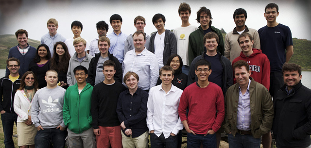 The December, 2011 crop of Thiel Fellows are skipping college in favor of entrepreneurship.