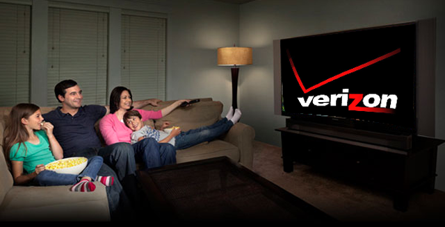 Verizon Netflix competitor