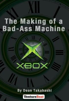 Xbox book cover