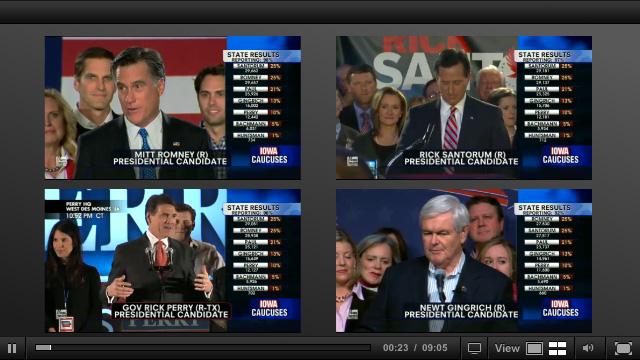 Fox video player
