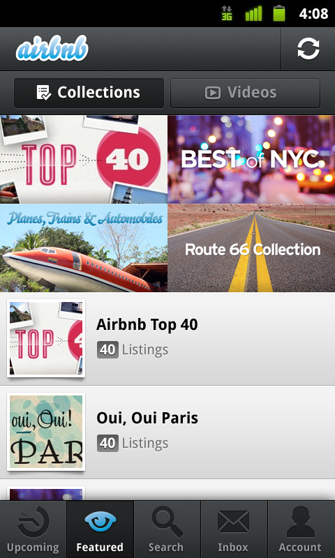 Airbnb Android