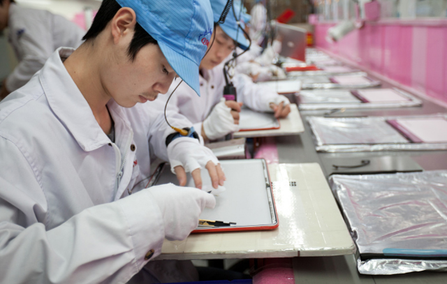 apple audits unveil child labor  slave labor and more at