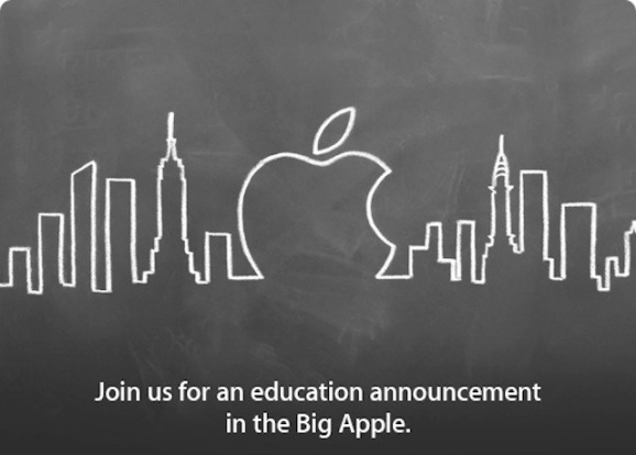 Apple's Invitation