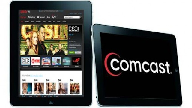 Comcast iPad