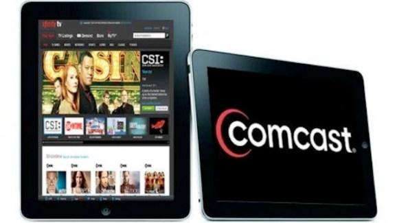 Comcast iPad