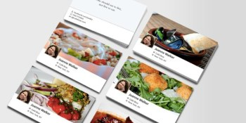 Facebook and Moo partner to print Timeline photos on business cards