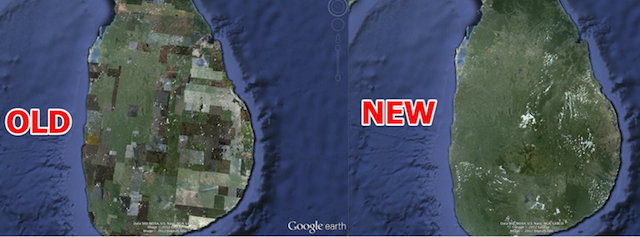 Google Earth Update Offers Smoother Graphics Google Integration - Updated maps on google earth