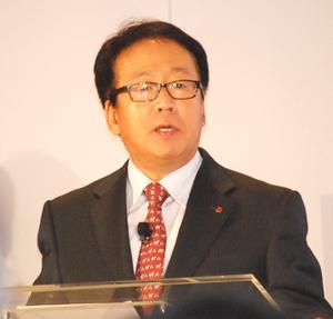 LG-president-Wayne-Park