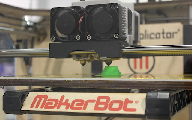 MakerBot print head