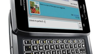 Motorola announces the Droid 4, a RAZR-like Android smartphone with full keyboard