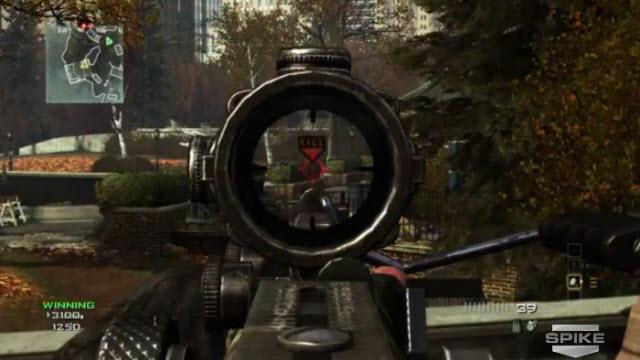 First downloadable Modern Warfare 3 multiplayer maps