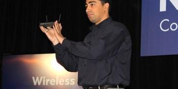 Netgear promises super-fast wireless routers, embraces digital media