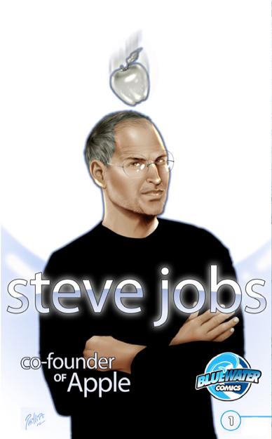 Steve Jobs Comic Book