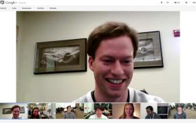 Google+ Hangouts Video