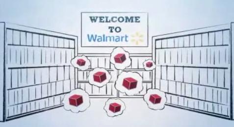 Walmart Get on the Shelf