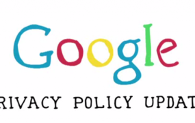 Google Privacy Policy update