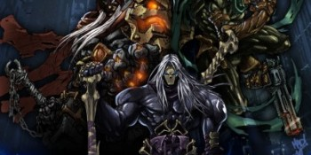 The Four Horsemen joining forces in Darksiders 3?